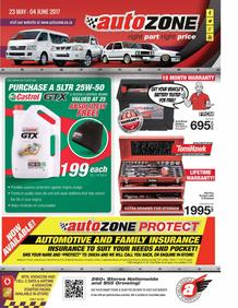 Auto Zone (23 May - 04 Jun 2017), page 1