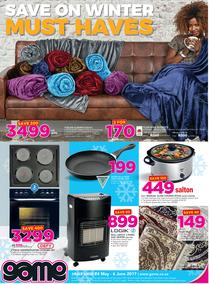 Game : Save On Winter Must Haves (24 May - 6 Jun 2017), page 1