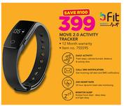 B Fit Move 2.0 Activity Tracker