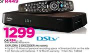 DSTV Explora 2 Decoder PS5100IMC