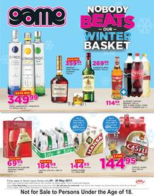Game Liquor : Nobody Beats Our Winter Basket (24 May - 30 May 2017), page 1