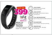 Bfit Move 2.0 Activity Tracker