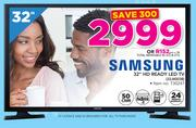 "Samsung 32"" HD Ready LED TV 32J4003B"