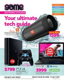 Game : Electronics Catalogue (28 June - 11 July 2017), page 1