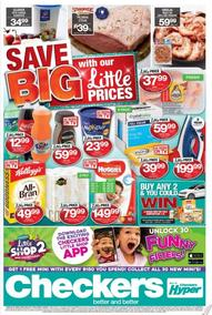 Checkers KZN : Big Save (18 Jun - 25 Jun 2017), page 1