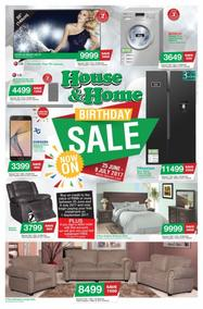 House & Home : Birthday Sale (25 Jun - 25 Jul 2017), page 1
