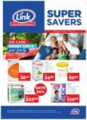 Link Pharmacy : Super Savers (07 Jul - 21 Jul 2017), page 1
