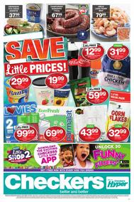 Checkers KZN : Save (16 Jul - 23 Jul 2017), page 1