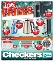 Checkers KZN : Little Prices (16 Jul - 23 Jul 2017), page 1