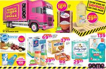 Game Cape : Truck Loads Of Deals (14 March - 20 March 2018), page 1