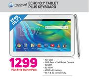 "Mobicel Echo 10.1"" Tablet Plus Keyboard"