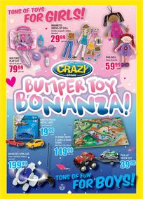 The Crazy Store :Bumper Bonanza! (04 Sep - 30 Sep 2017), page 1