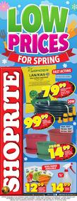 Shoprite KZN : Low Prices (04 Sep - 08 Oct 2017), page 1