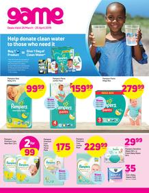 Game : P&G Leaflet (26 Mar - 20 Apr 2019), page 1