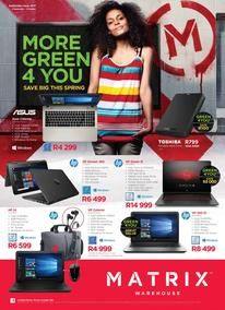 Matrix Warehouse Computers (06 Sep - 05 Oct 2017), page 1