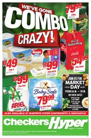 Checkers Hyper KZN : Combo (10 Sep - 24 Sep 2017), page 1