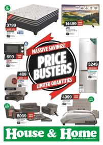 House & Home : Price Busters (12 Sep - 25 Sep 2017), page 1