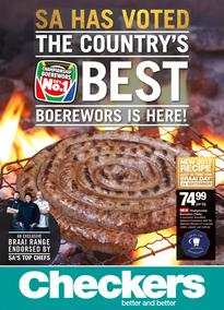 Checkers : The Country's Best (18 Sep - 01 Oct 2017), page 1