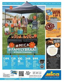 Mica National : Family Braai (19 Sep - 01 Oct 2017), page 1