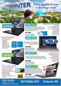 Computer Mania (01 Oct - 31 Oct 2017), page 1