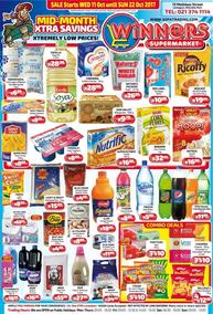 Winners Cash & Carry (11 Oct - 22 Oct 2017), page 1