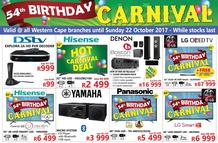 Tafelberg Furnishers : Carnival (12 Oct - 22 Oct 2017), page 1