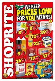 Shoprite Western Cape (11 Oct - 22 Oct 2017), page 1