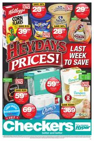 Checkers KZN : Heydays Prices! (16 Oct - 22 Oct 2017), page 1