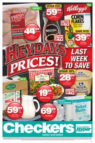 Checkers Western Cape : Heydays Prices! (16 Oct - 22 Oct 2017), page 1