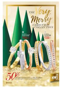 NWJ Jewellery : The Very Merry Christmas  (26 Oct - While Stock Last), page 1