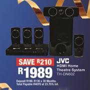 JVC HDMI Home Theatre System TH-DN602