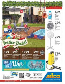Mica National : Festive Deals (14 Nov - 26 Nov 2017), page 1