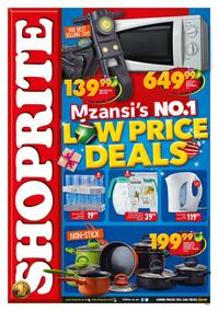 Shoprite KZN : Low Price Deals (04 Dec - 24 Dec 2017), page 1