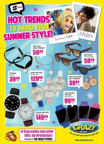The Crazy Store : Summer Style! (01 Dec - 31 Dec 2017), page 1