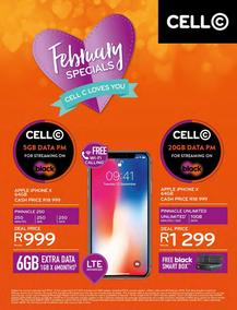 Cell C (01 Feb - 28 Feb 2018), page 1