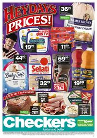 Checkers Eastern Cape : Heydays Prices (12 Feb - 18 Feb 2018), page 1