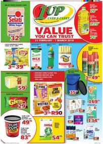1 Up Cash And Carry (21 Feb - 07 Mar 2018), page 1
