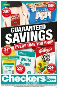 Checkers : Savings (09 Apr - 22 Apr 2018), page 1