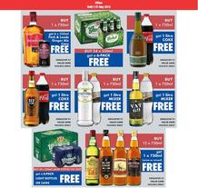Ultra Liquors : Offers (01 May - 31 May 2018), page 1