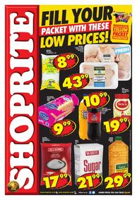 Shoprite Western Cape : Yellow Packet Promotion (11 Jun - 24 Jun 2018), page 1