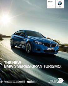 BMW : 3 Series Gran Turismo (19 Jun - 31 Dec 2018), page 1