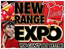 Lewis : New Range  Expo (25 Jun - 22 Jul 2018), page 1