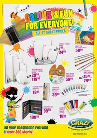 The Crazy Store : Colour & Fun For Everyone! (09 Jul - While Stock Last), page 1