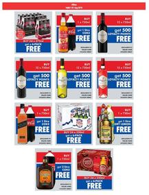 Ultra Liquors : Offers (01 Aug - 31 Aug 2018), page 1