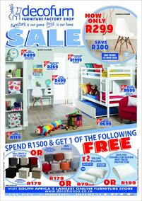 Decofurn : Sale (02 Aug - 19 Aug 2018), page 1
