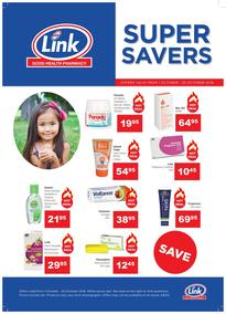 Link Pharmacy (01 Oct - 30 Oct 2018), page 1