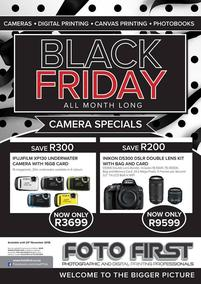 Foto First : Black Friday (01 Nov - 23 Nov 2018), page 1