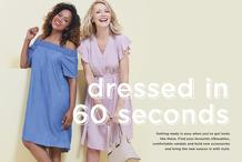 Milady's : Dressed In 60 Seconds (02 Nov - While Stock Last), page 1