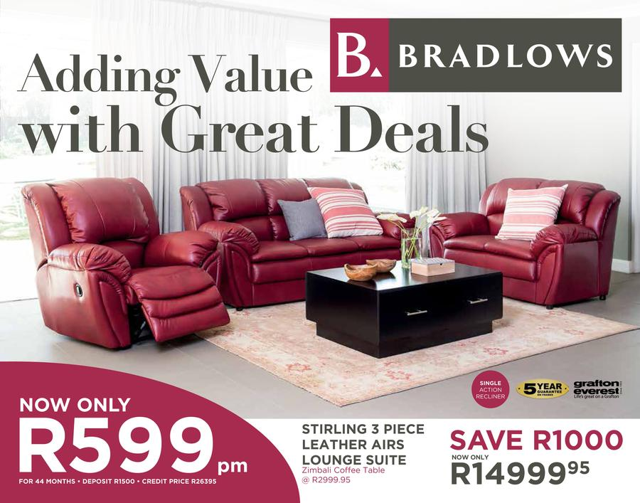 Bradlows : Adding Value With Great Deals (19 Jan - 12 Feb 2017)