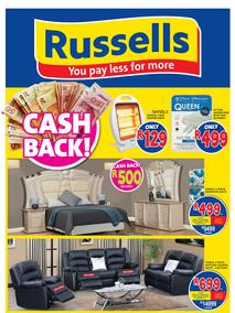 Russells : Pay Less For More (22 June - 15 July 2017), page 1
